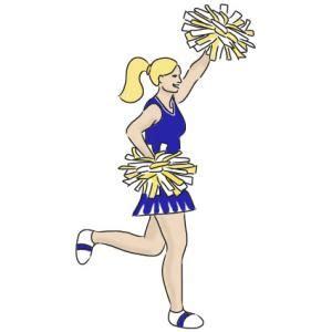 cheerleading clipart cheer clipart lovetoknow