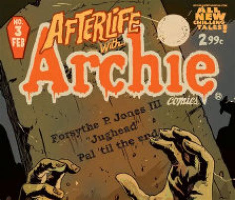 hi駻archie cuisine afterlife with archie riverdale high with zombies toronto