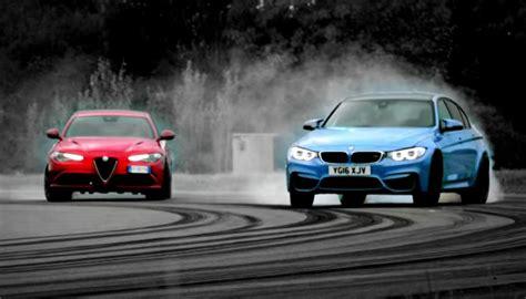 Top Gear  Alfa Giulia  Bmw M3 Video