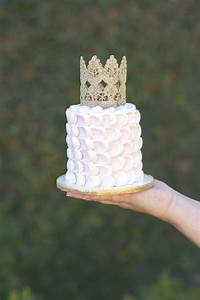Vintage Glam Princess 1st Birthday Party