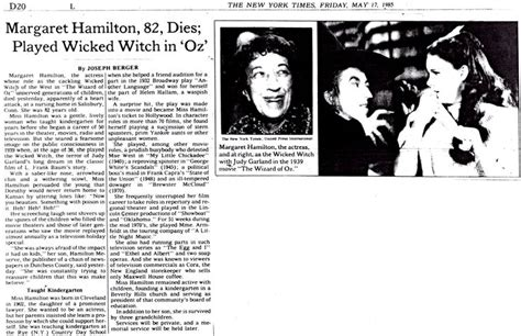 Margaret Hamilton | Margaret hamilton, New york times, The ...