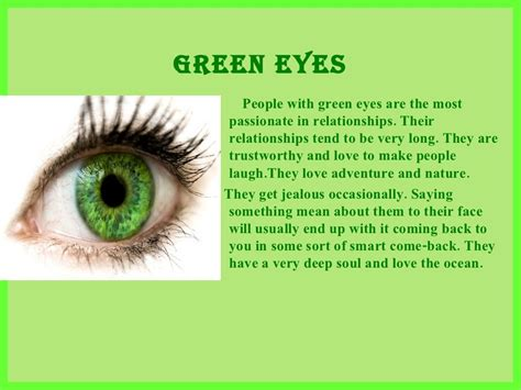 what does my eye color say about me what does your eye color say about you scdk