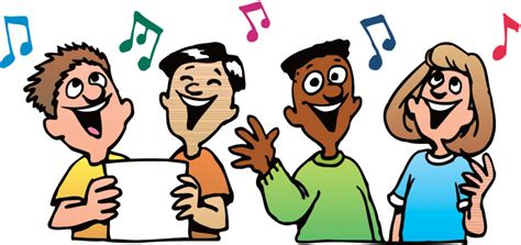 Best Children Singing Clipart #19591 - Clipartion.com