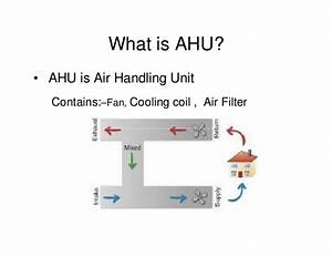 Air Handling Unit  Schematic Diagram Of Air Handling Unit