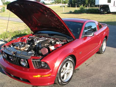 ford mustang gt  mile trap speeds   dragtimescom