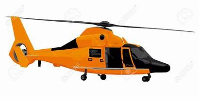 Rescue Clipart Air Helicopter Fire Vector Illustration