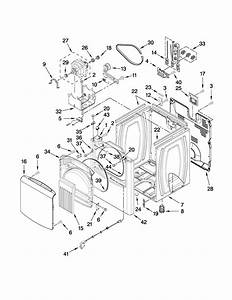 How Do I Get To The Heating Element And Other Components