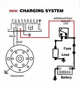 Powerdynamo For Yamaha Xs650  Full System  Assembly Instructions