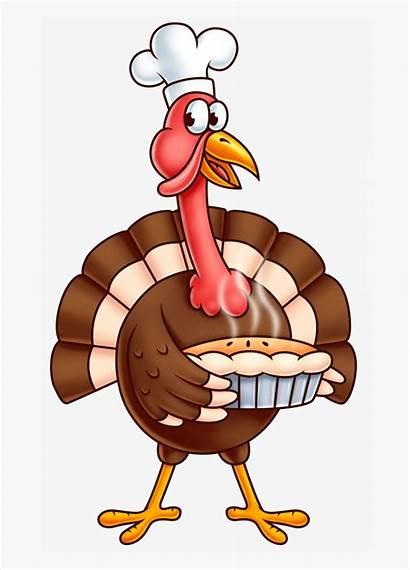 Turkey Thanksgiving Animated Clipart Cartoon Clip Transparent