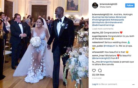 See Brian Mcknight's New Year's Wedding At Oheka Castle