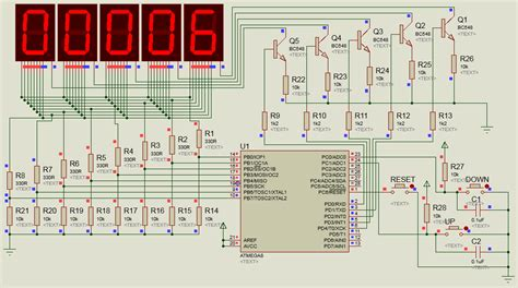 Atmega Down Counter Not Counting Correctly Stack