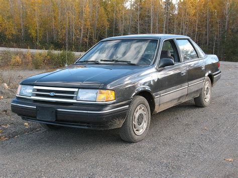 ford tempo base sedan  awd auto