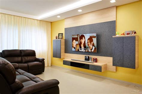 How To Create Feature Wall Best Carpet For High Traffic Living Room Custom Cabinets Furniture Styles Leather Sofa Interior Design Ideas Small Royal Blue Decor Yellow Rugs The Dayton