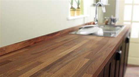 quel est le meilleur de cuisine bois granit quartz quel est le meilleur plan de travail