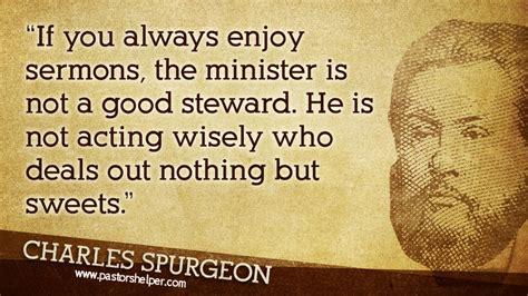 Spurgeon Quotes Spurgeon Quote The Pastor S Helper