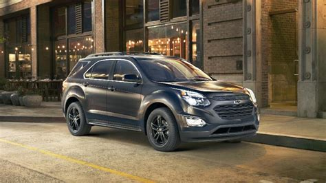 chevy equinox midnight edition chev offers equinox traverse special editions wheels ca