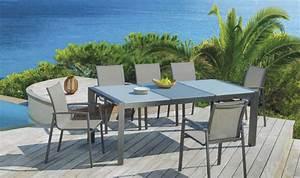 Table De Jardin Magasin Leclerc : mobilier de jardin et terasse ~ Melissatoandfro.com Idées de Décoration