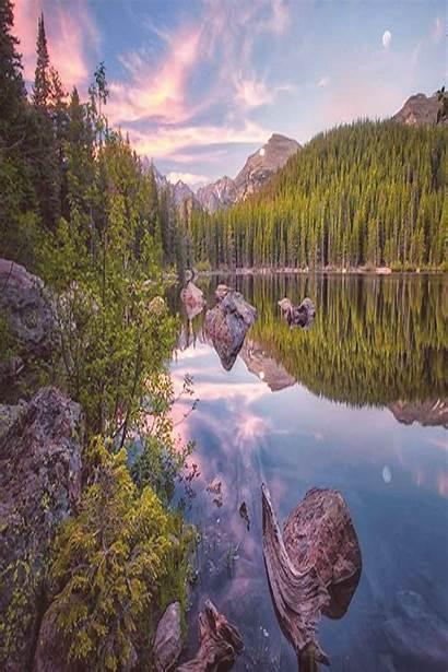 Rocky Mountain National Nature Hiking Nationale Kaynağı