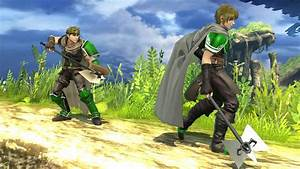 Brothers In Arms Ike Marth And Roy Pack Super Smash