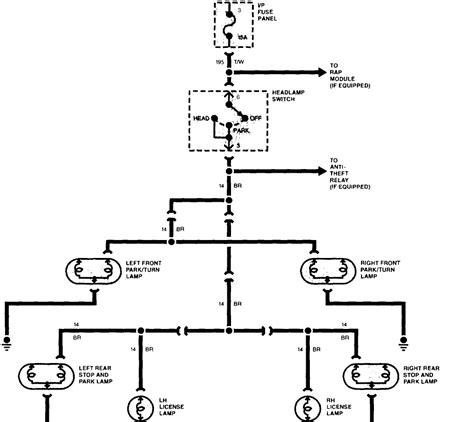 2011 gmc light wiring diagram