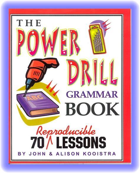 Power Drill Grammar Book  Spring Esl