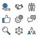 Icons Business Icon Commercial Vector Freepik Settings