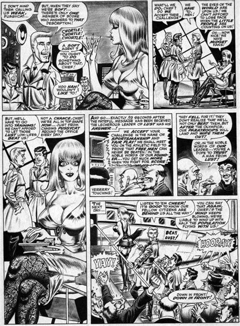Atomic Kommie Comics Reading Room Pussycat Cool
