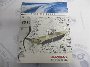 2014 Outboard Rigging Guide Manual For Honda Marine