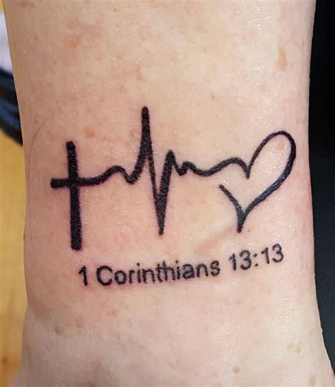 faith hope love tattoo ideas  pinterest small