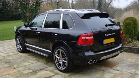 porsche cayenne turbo  sold frays modern classics