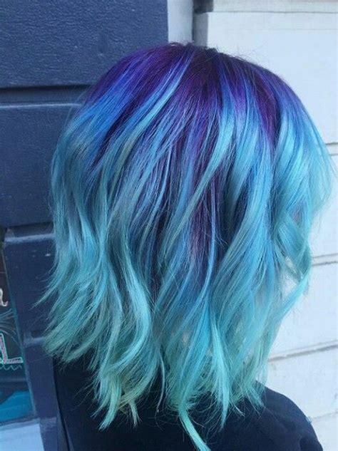 25 Best Ideas About Dark Blue Hair On Pinterest Dark