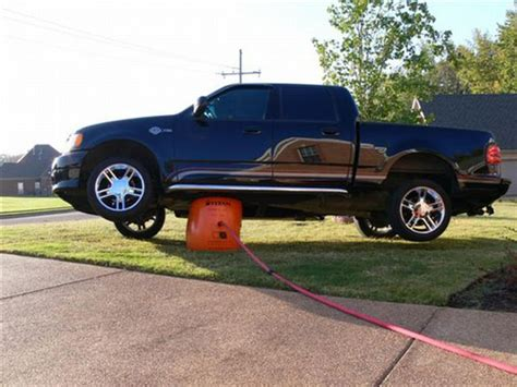 holiday gift idea exhaust air jack ford truckscom