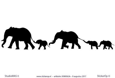 muursticker babykamer olifant muurstickers babykamer olifant muursticker olifant