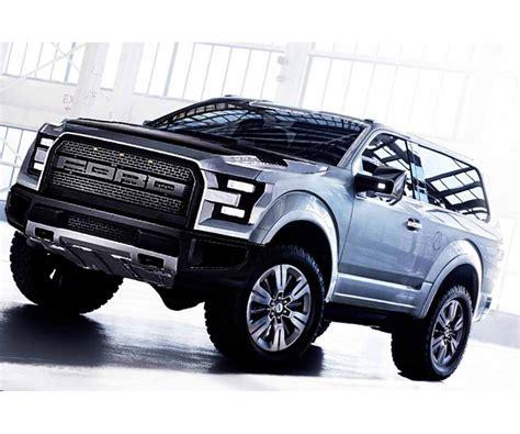 New 2016 Ford Bronco Svt Price, Interior, Release Date