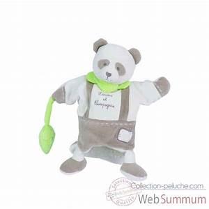 Panda Peluche Géant : doudou et compagnie doudou panda de peluches histoire d 39 ours sur collection peluche ~ Teatrodelosmanantiales.com Idées de Décoration