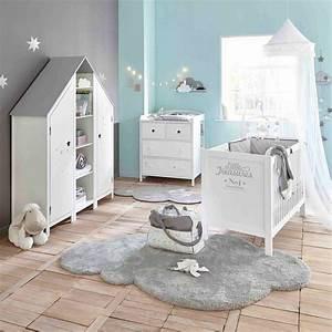 Maison Du Monde Chambre Bebe : commode langer blanche d co chambre mia pinterest ~ Melissatoandfro.com Idées de Décoration