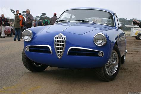 1956 Alfa Romeo Giulietta Sprint Veloce Alleggerita Alfa