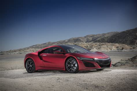 motor authority best car to buy nominee 2017 acura nsx