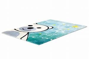 Tapis Pour Bébé : tapis pour chambre b b multicolore doux en polyester ours ~ Melissatoandfro.com Idées de Décoration
