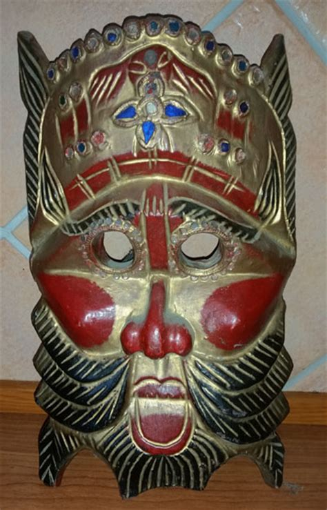 thai decorative mask masks   world