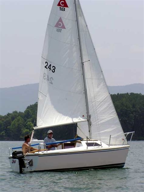 Smith Mountain Lake Sailboat Rentals by 18 Sailboat For Sale