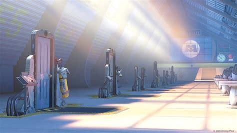 pixar  zoom backgrounds  add  magic