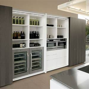 Dispensa cucina contemporanea Attrezzature interne