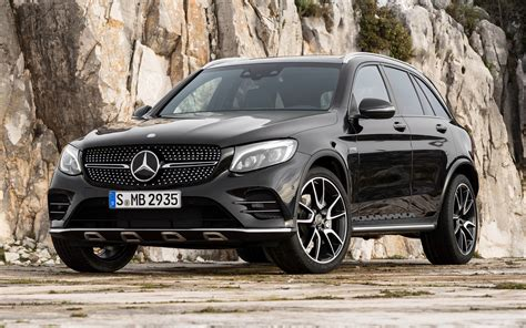 mercedes amg glc  wallpapers  hd images car