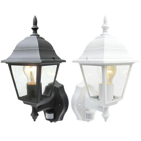 Security Pir Motion Detector Flood Light Lantern Sensor
