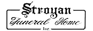Stroyan Funeral Home Milford Pa by Stroyan Funeral Home Milford Pa Legacy