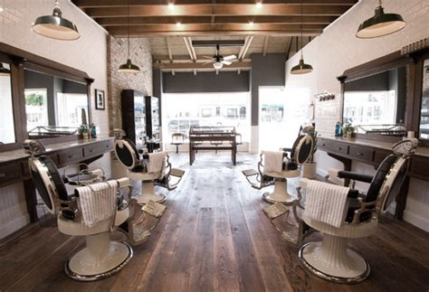 modern barber shop interior country home design ideas