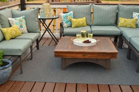 pit table top decks outdoor furniture outdoor living
