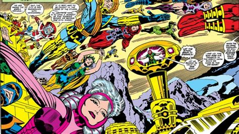 Marvel's Eternals Movie Happening, Hires Writers