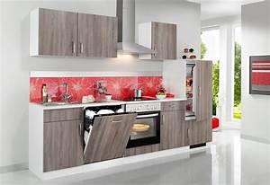 Küche Inkl Elektrogeräte : wiho k chen k chenzeile porto inkl elektroger te breite 280 cm online kaufen otto ~ Yasmunasinghe.com Haus und Dekorationen